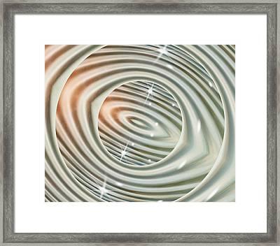 Glimmer 1 Framed Print