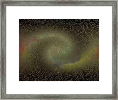 Glimpse Beyond 1 Framed Print by Dorothy Berry-Lound