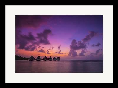 San Blas Islands Framed Prints