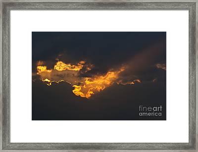 Gloaming Framed Print by Michal Boubin
