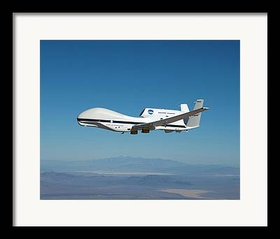Stratospheric Framed Prints