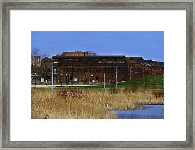 Global Trading Company Framed Print