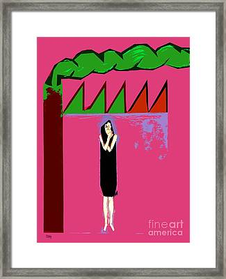 Global Warming Framed Print by Patrick J Murphy