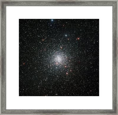 Globular Star Cluster M4 Framed Print by European Southern Observatory