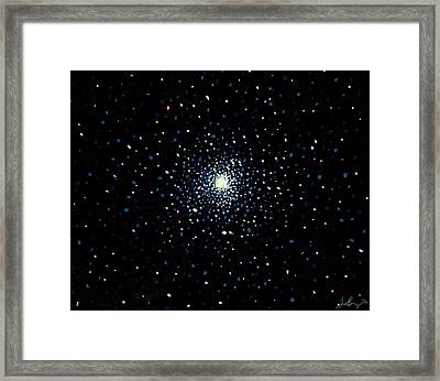 Globular Framed Print by Timothy Benz