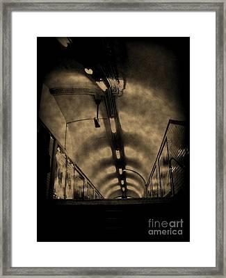 Gloom Framed Print