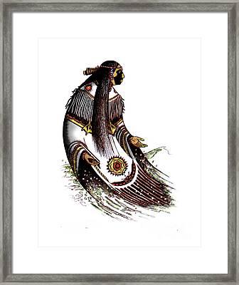 Glooscap Framed Print