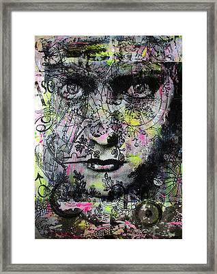 Gloria Svensson Framed Print