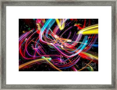 Glorious Celebration Framed Print