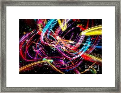 Glorious Celebration Framed Print