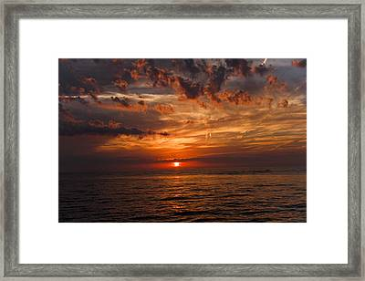 Glorious Masterpiece Framed Print