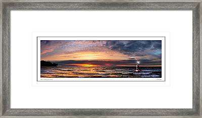 Glory In My Lenses Framed Print