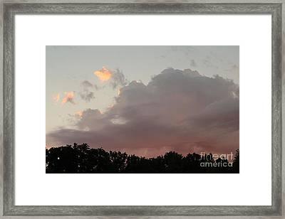 Glow Framed Print by John OSullivan