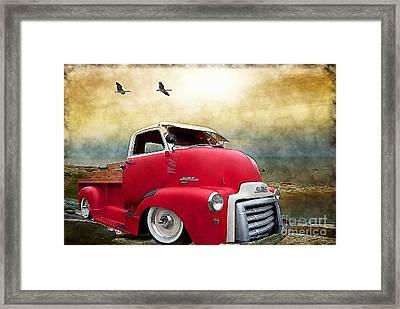 Gmc 350 Framed Print