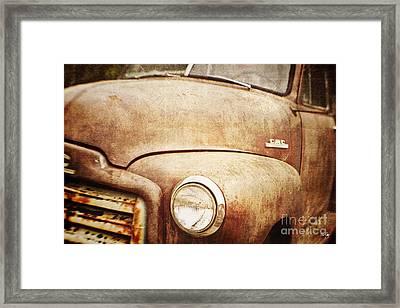 GMC Framed Print