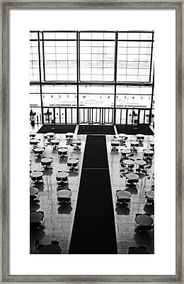 Framed Print featuring the photograph Gm's Wintergardens by Randall  Cogle