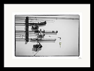 Sporting Equipment Framed Prints