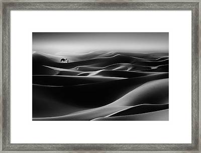 Go Home Framed Print