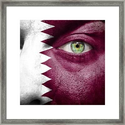 Go Qatar Framed Print by Semmick Photo