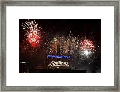 Go Team Framed Print by Frozen in Time Fine Art Photography