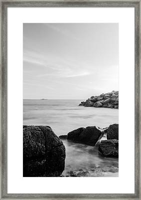Go With The Flow IIi Framed Print