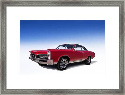 Goat Framed Print by Douglas Pittman