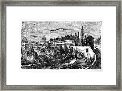 Gobelins Manufactory Framed Print by Science Photo Library