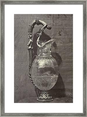 Goblet Of Isabella II Framed Print by Artokoloro