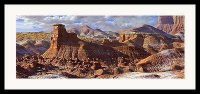 Goblin Valley State Park Framed Prints