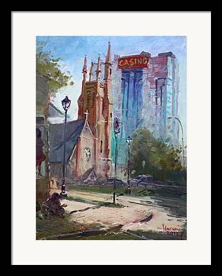Episcopal Framed Prints