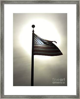 God Bless America 2014 Framed Print