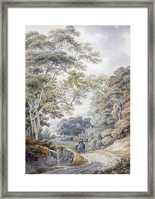 Godinton, Near Ashford, Kent Framed Print by Michael Rooker
