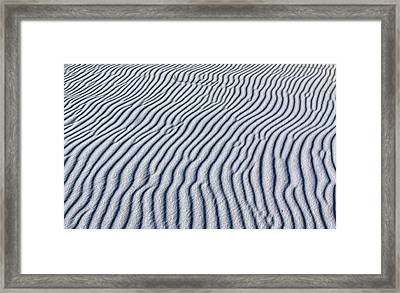 Gods Abstract Framed Print by JC Findley