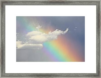 God's Art Framed Print