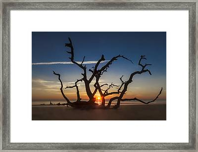 Gods Cradle Framed Print