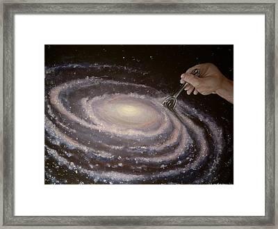 Godspeed Framed Print by Luke Horowitz