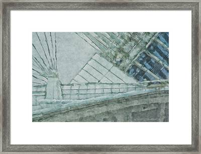 Going Calatrava Framed Print