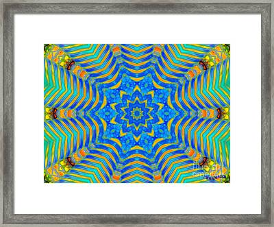 Going Down Framed Print by Bobby Hammerstone