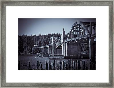 Going Fishing Framed Print by Michael Connor