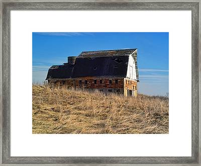 Going Going Gone Framed Print by Mark Orr