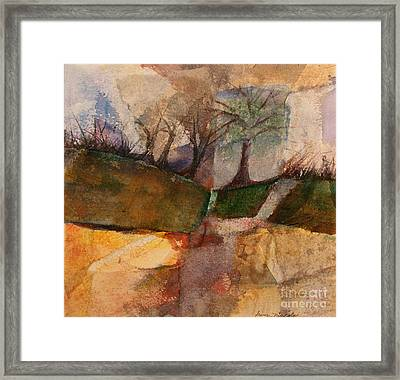 Going Home Framed Print by Gwen Nichols
