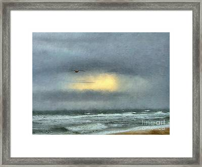 Going Home Framed Print by Jeff Breiman