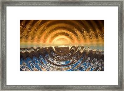 Going In Circles Framed Print by PainterArtist FIN