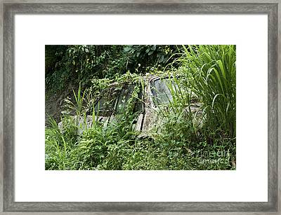 Going Nowhere Framed Print by Marion Galt