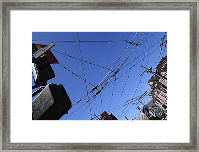 Framed Print featuring the photograph Going Places by Sherry Davis