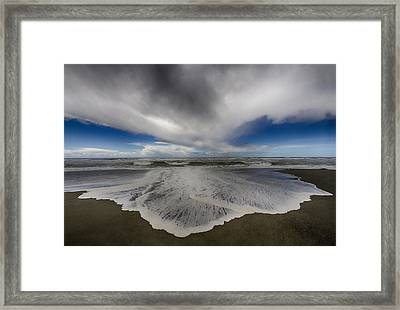 Gold Bluffs Beach 1 Framed Print