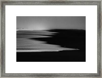 Gold Bluffs Beach 2 Framed Print