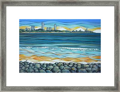 Gold Coast 180810 Framed Print
