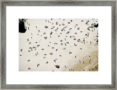Gold Coast, Queensland Framed Print by Brett Price