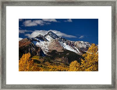Golden Afternoon Framed Print by Darren  White